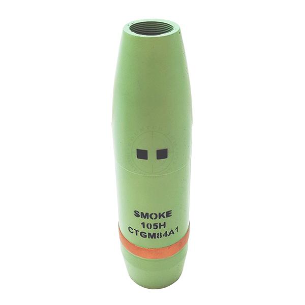 105mm M84A1 NATO Smoke Artillery Projectile - Inert Replica OTA-M84A1S