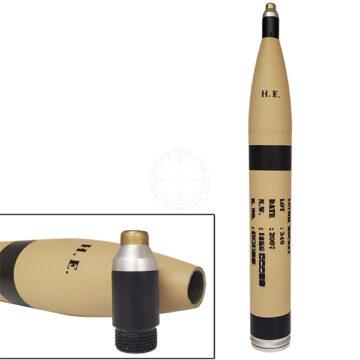 107mm HE Rocket - Inert Replica Training Aid OTA-2978 NSN:6920-01-592-5661