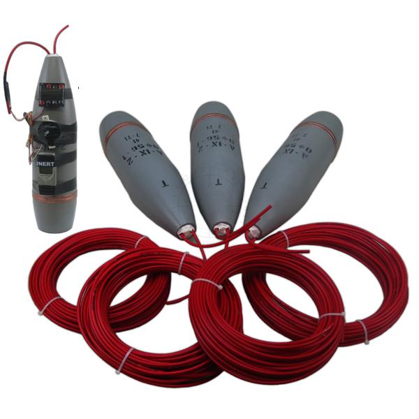 122mm Daisy Chain IED - Inert Replica Training Aid
