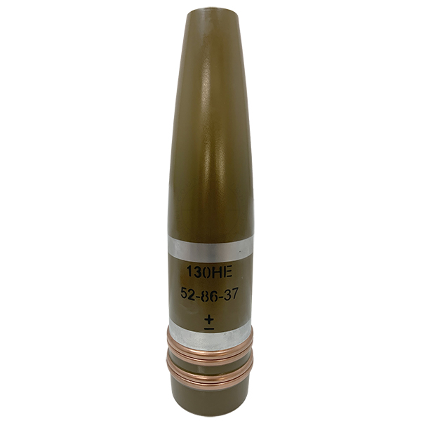 130mm Chinese HE Artillery Projectile - Inert Replica Training Aid OTA-2976