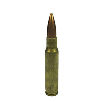 .308 Cal / 7.62mm Round - Dummy Training Ammunition