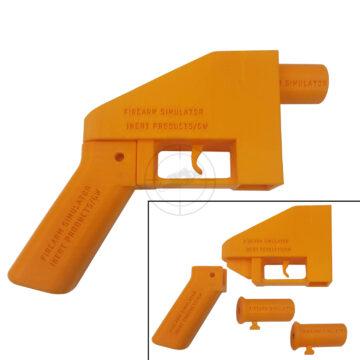"3D Printed Gun ""Liberator"" - Dummy Replica Training Aid OTA-RWS27"