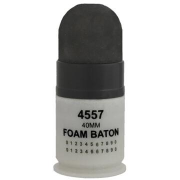 40mm Foam Baton Less-Lethal Grenade - Inert Training Aid