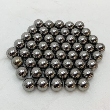 "Faux Ball Bearings (1 lb. Bulk - 0.5"" Diameter) OTA-705"