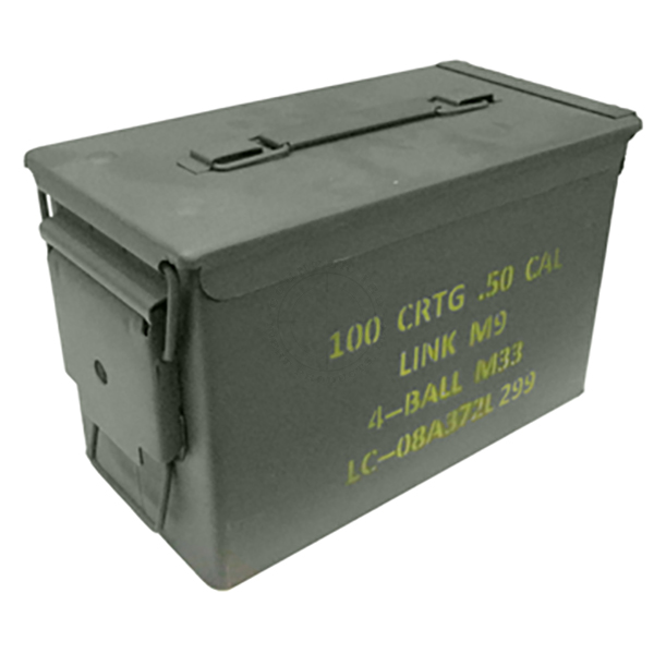 .50 Cal Ammo Can (Empty)
