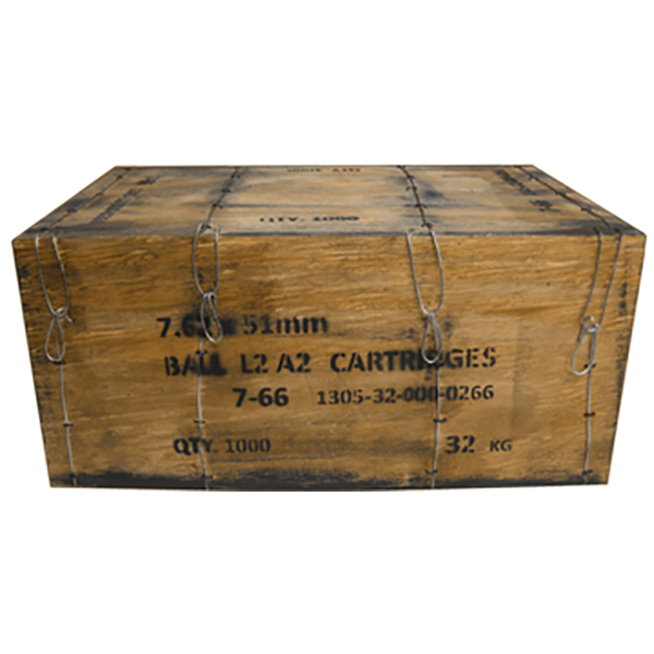 7.62 x 51 Ammo Crate (Empty)