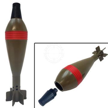 82mm Type 53 Chinese HE Mortar Round - Inert Replica OTA-R82C