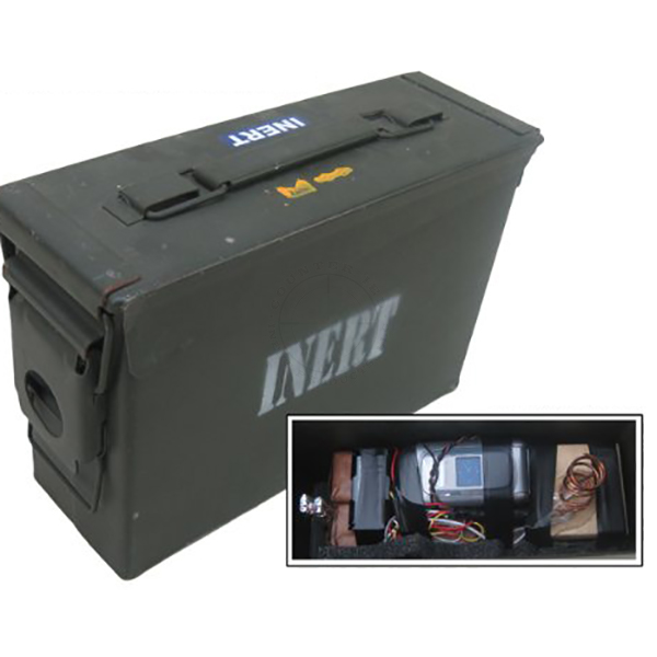Ammo Can IED - Inert Replica Training Aid