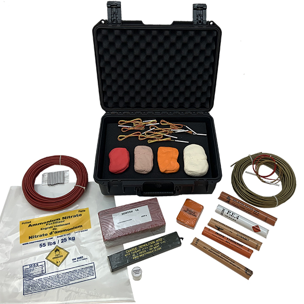 Basic Explosives Training Kit - OTA-01TKB