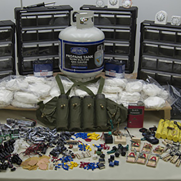 Build Your Own IED - Inert Training Kit