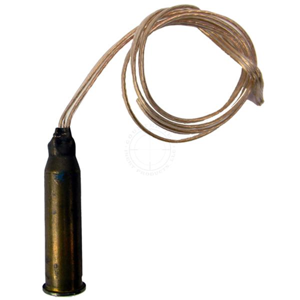Improvised Detonator / Blasting Cap (Bullet Casing) - Inert Replica Training Aid
