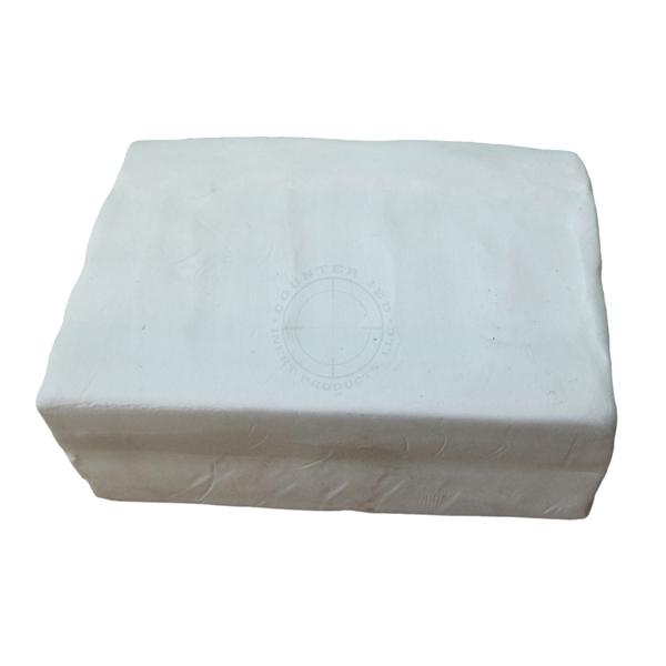 C4 1 lb, Bulk Block - Inert Training Aid