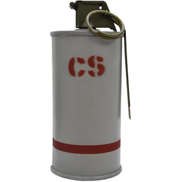 ABC-M7A2 CS Gas Riot Grenade - Inert Replica Training Aid