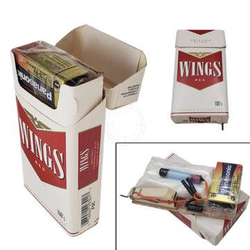 Cigarette Pack IED - Inert Replica OTA-6017