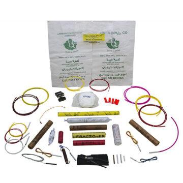 Inert, Commercial Explosives Training Kit