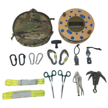 Tactical Compact Hook & Line Kit