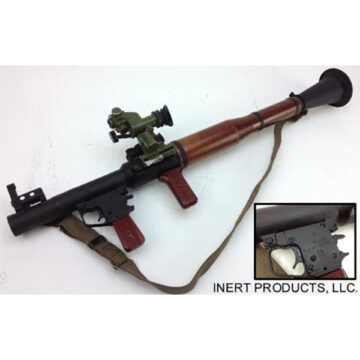 RPG-7 Launcher (Deluxe, Demilled)