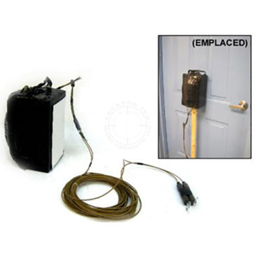 Door Breaching Charge (Water) - Inert Replica Training Aid