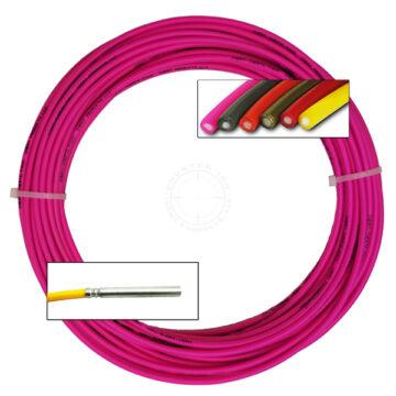 Detonating Cord (Solid Core), 100 ft Coil (Pink) - Inert Replica OTA-SC09