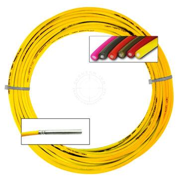 Detonating Cord (Solid Core), 100 ft Coil (Yellow) - Inert Replica OTA-SC07