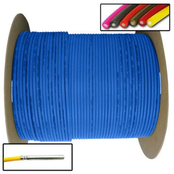 Detonating Cord (Solid Core), 1,000 ft Spool (Blue) Replica OTA-SC014