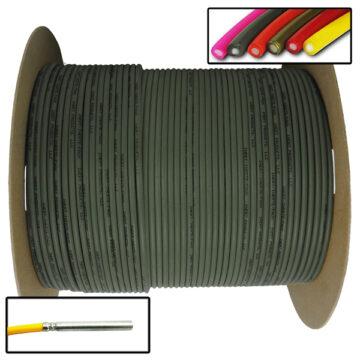 Detonating Cord (Solid Core), 1,000 ft Spool (Olive Drab) Replica OTA-SC02