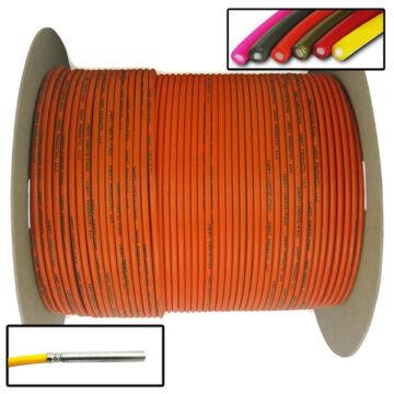 Detonating Cord (Solid Core), 1,000 ft Spool (Orange) Replica OTA-SC012
