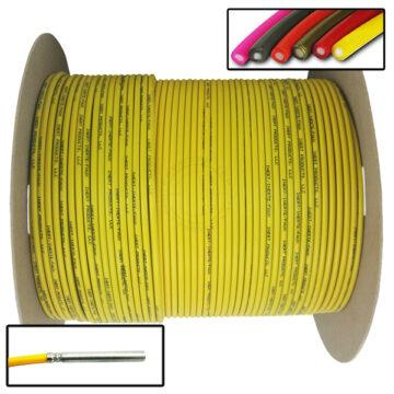 Detonating Cord (Solid Core), 1,000 ft Spool (Yellow) Replica OTA-SC08