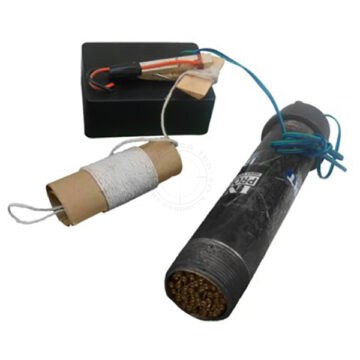 Directional Fragmentation Charge IED (w/ Tripwire) - Inert Replica Training Aid