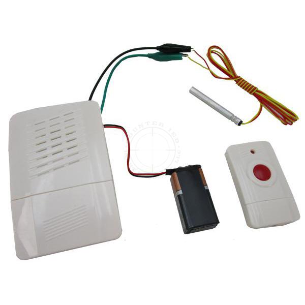 Wireless Doorbell Firing Device Training Aid