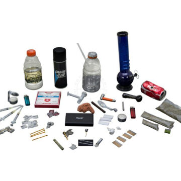 Drug Paraphernalia Kit - Simulated Training Aids