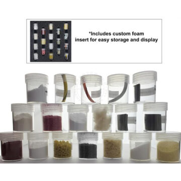 Explosive Samples Visual Recognition Kit #2 - Inert Training Aids