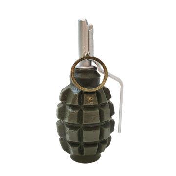 F1 Soviet Frag Grenade - Inert Replica OTA-FG01 copy