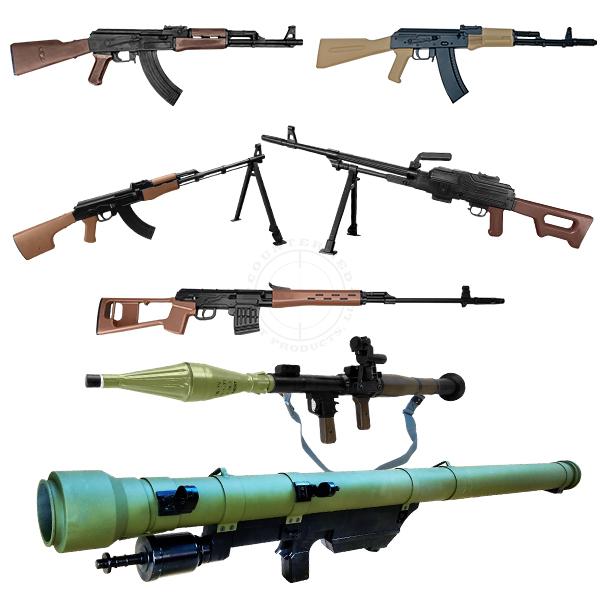 Foreign Weapons OPFOR Training Kit OTA-TK04