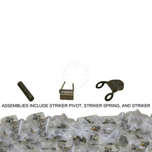 Hand Grenade Spring Assemblies (Bulk Pack)