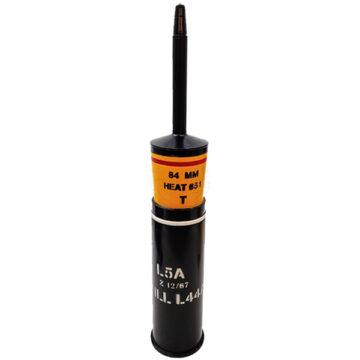 84mm HEAT Carl Gustav Ammunition - Inert Replica Training Aid