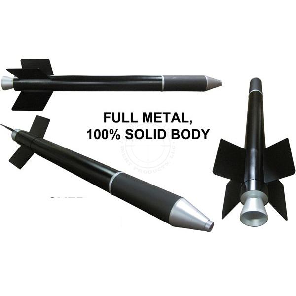 Improvised Hamas Rocket - Inert Replica Training Aid