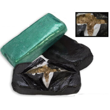 Heroin Brick (Deluxe) - Simulated Training Aid