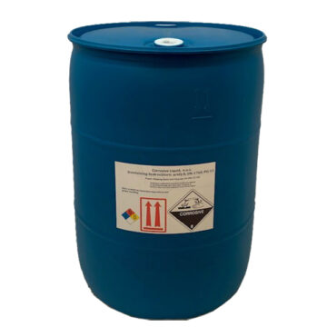 Hydrochloric Acid, 55 Gallon Chemical Drum (Empty) OTA-HDC3