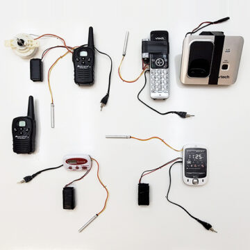 IED Firing Devices Kit - Inert Replica Training Aids OTA-215