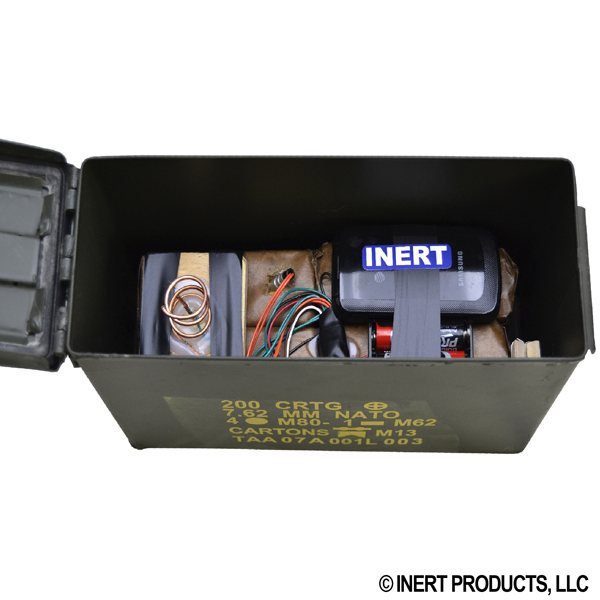 IED Training Kit - Ammo Can IED