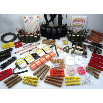 Inert Explosives Training Kit # 1