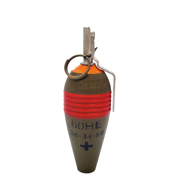 ISIS 60mm Mortar Body Grenade IED - Inert Replica OTA-61004