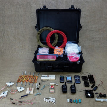 IED Trainer Kit (With Pelican Case) - Inert Training Aids