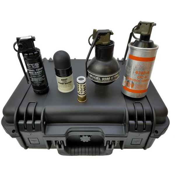 Inert Less-Lethal Training Aid Set