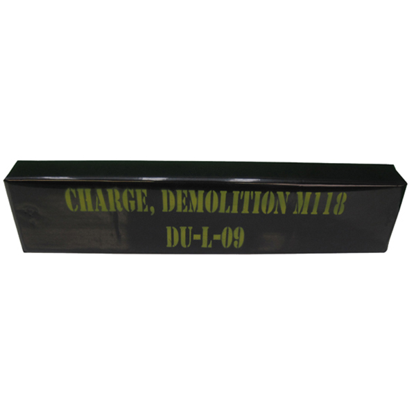 M118 C4 Demolition Block (Basic) - Inert Replica Training Aid