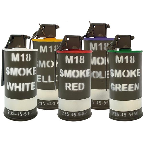M18 NATO Smoke Grenade - Inert Replica OTA-2900
