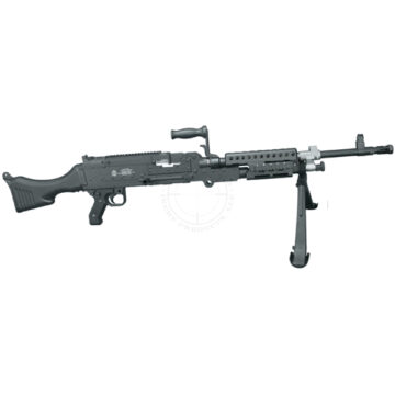 M240 Bravo Machine Gun - Deluxe Replica