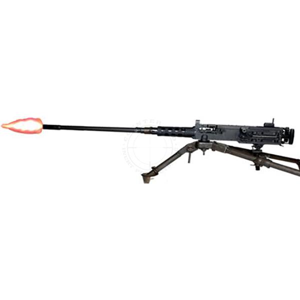 M2HB .50 Cal Oxy/Propane Gunfire Simulator