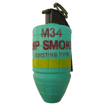 M34 WP Smoke Grenade - Inert Replica Training Aid